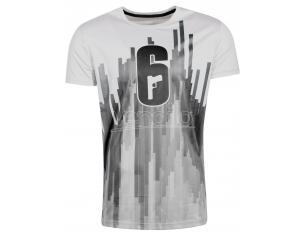 6 -  Siege - Classic Short Sleeve T-Shirt Difuzed