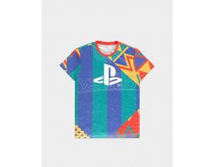 Sony - Playstation - Aop T-shirt Uomo Difuzed