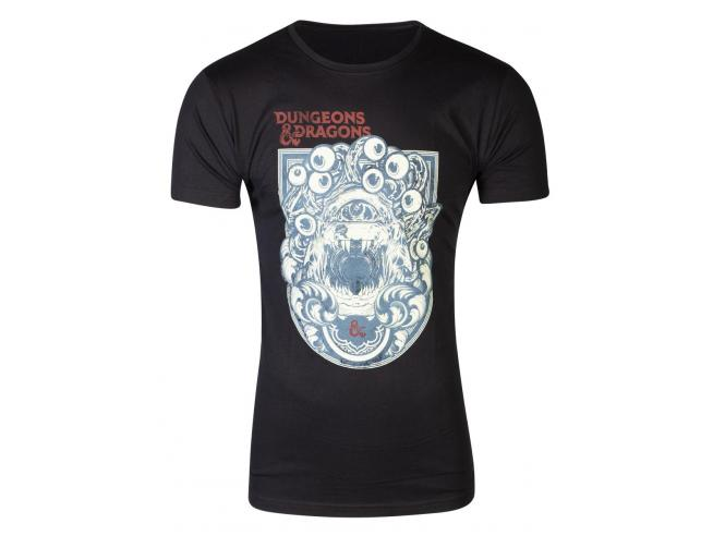 Dungeons & Dragons T-shirt Uomo Difuzed
