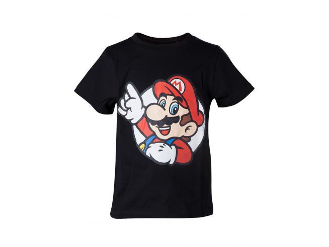 Nintendo - It's A Me Mario Bambino Boys T-shirt Difuzed