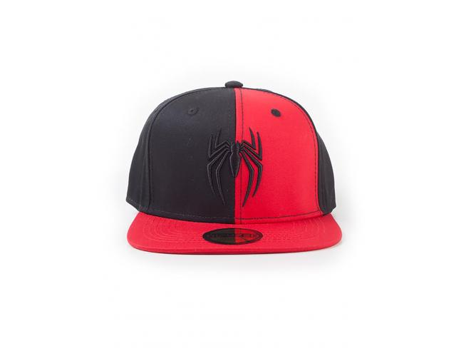 Spider-man - 3d Embroidery Logo Cappellino Snapback Difuzed
