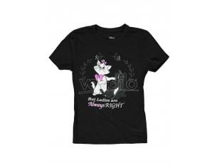 Disney - Ladies Are Always Right T-shirt Donna Difuzed