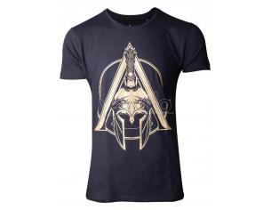 Assassin's Creed Odyssey - Spartan Casco  T-shirt Uomo Difuzed