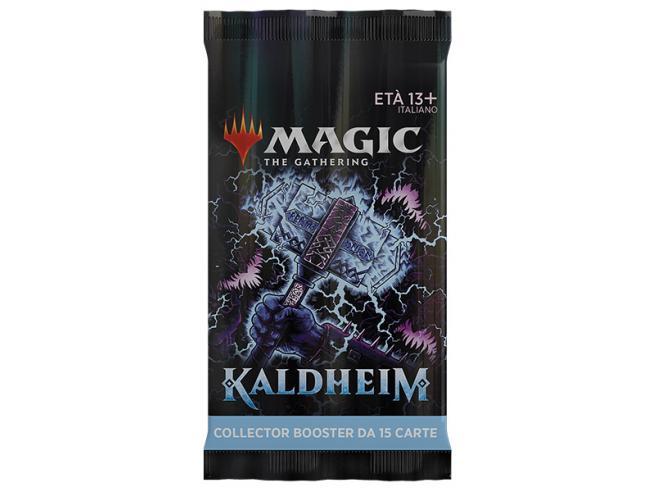 Magic Kaldheim Da Collezionebooster (it) Carte - Da Gioco/collezione