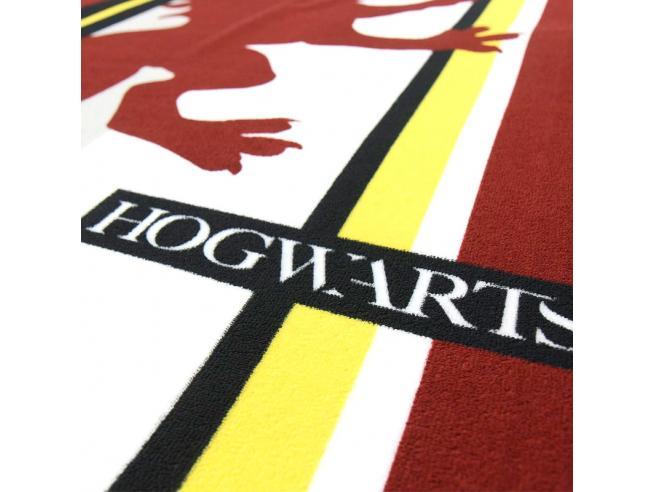 Harry Potter Telo Mare Asciugamano  Grifondoro Microfibra 70 x 140 cm Cerdà