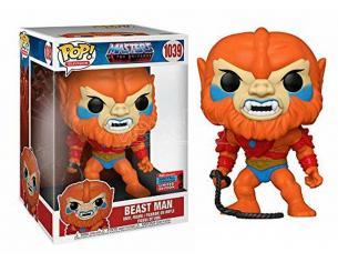 Masters of the Universe Funko POP TV Vinile Figura Beast Man 25 cm Esclusiva