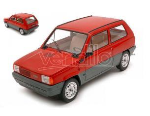 KK SCALE KKDC180521 FIAT PANDA 30 MK 1 1980 RED 1:18 Modellino