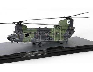 FORCES OF VALOR FOR821005C-2 BOEING CHINOCK CH 147F HELIC.ROYAL CANADIAN AIR FORCE W/AFRICA 2018 1:72 Modellino