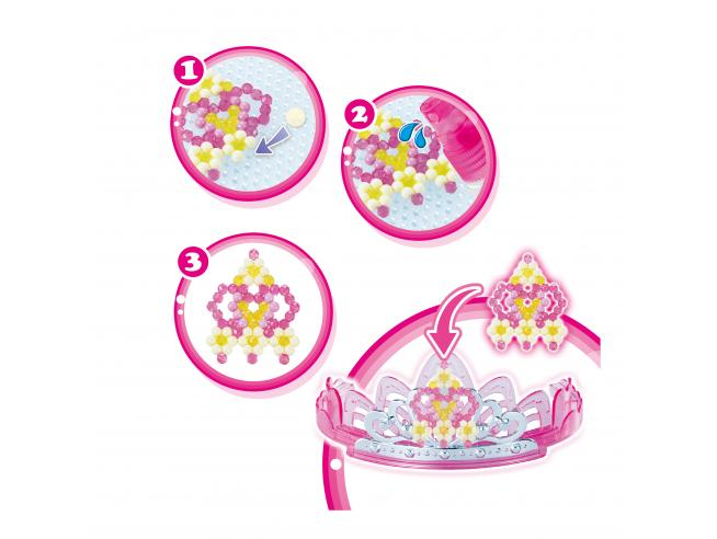 Aquabeads - Elegante kit Tiara