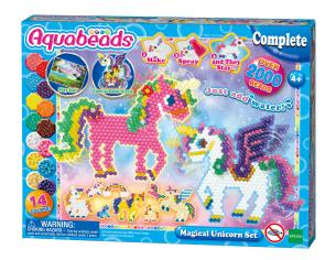 Aquabeads - Kit Unicorni Magici
