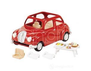 Sylvanian Family 5273 - Auto rossa