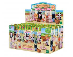 Sylvanian Family 5381 - Bustine Baby serie Shopping (codice per ordine)