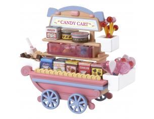 Sylvanian Family 5053 - Carretto dei dolci