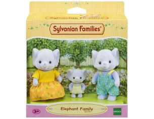 Sylvanian Family 5376 - Famiglia Elefante