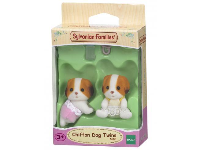 Sylvanian Family 5083 - Gemelli Cane Chiffon