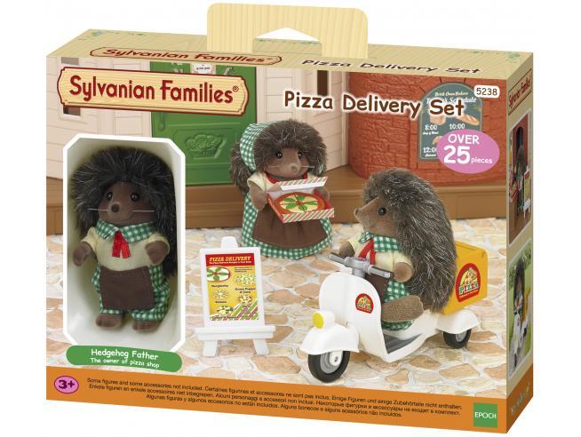 Sylvanian Family 5238 - Set Pizza a domicilio