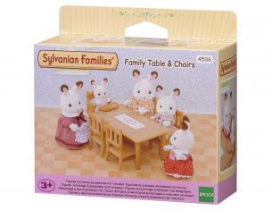 Sylvanian Family 4506 - Set tavolo da pranzo