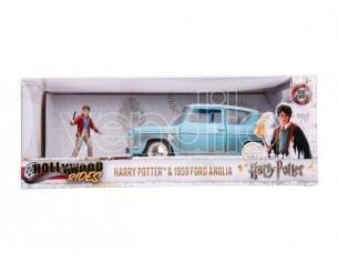 HARRY POTTER 1959 FORD ANGLIA 1:24 MODELLI IN SCALA MODEL CAR