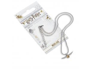 Harry Potter Collana con Ciondolo Boccino D'oro 40 cm The Carat Shop