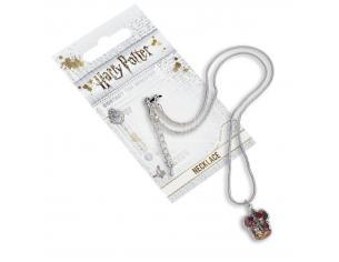 Harry Potter Collana con Ciondolo Stemma Grifondoro 40 cm The Carat Shop