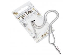 Harry Potter Collana con Ciondolo Fulmine 40 cm The Carat Shop