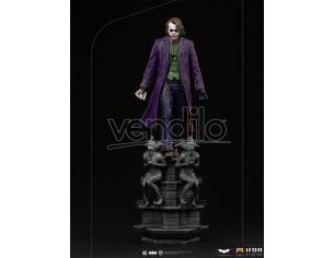 The Dark Knight Joker 1/10 Art Statua Statua Iron Studio