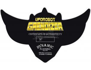 Uforobot Grendizer Serie Tv Figura Busto In Resina 30 cm Aby style