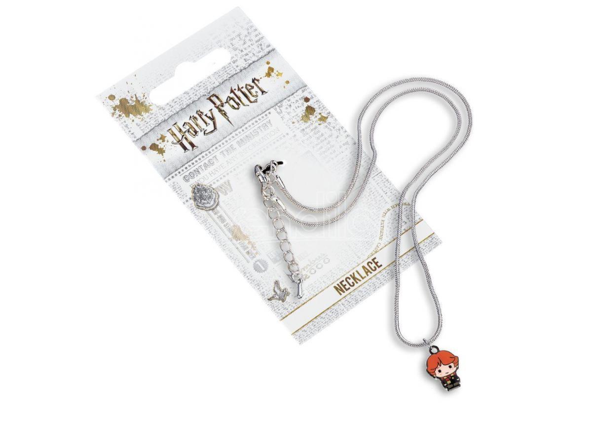 Harry Potter Collana con Ciondolo Ron Weasley 40 cm The Carat Shop