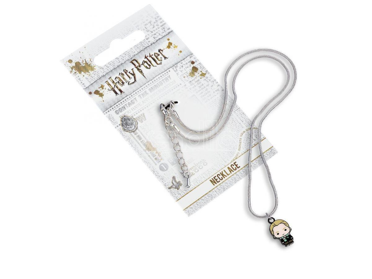Harry Potter Collana con Ciondolo Draco Malfoy 40 cm The Carat Shop
