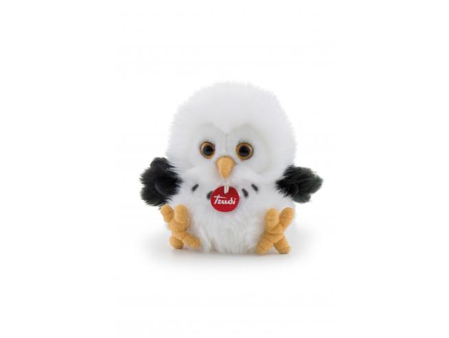 Trudi 29017 - Fluffy Gufo Taglia S