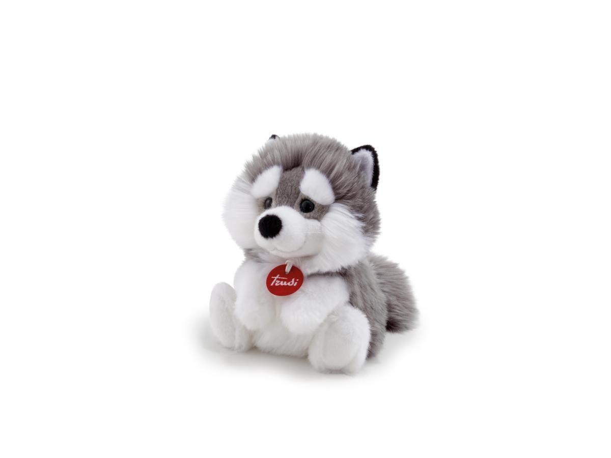 Trudi 29047 - Fluffy Husky Taglia S