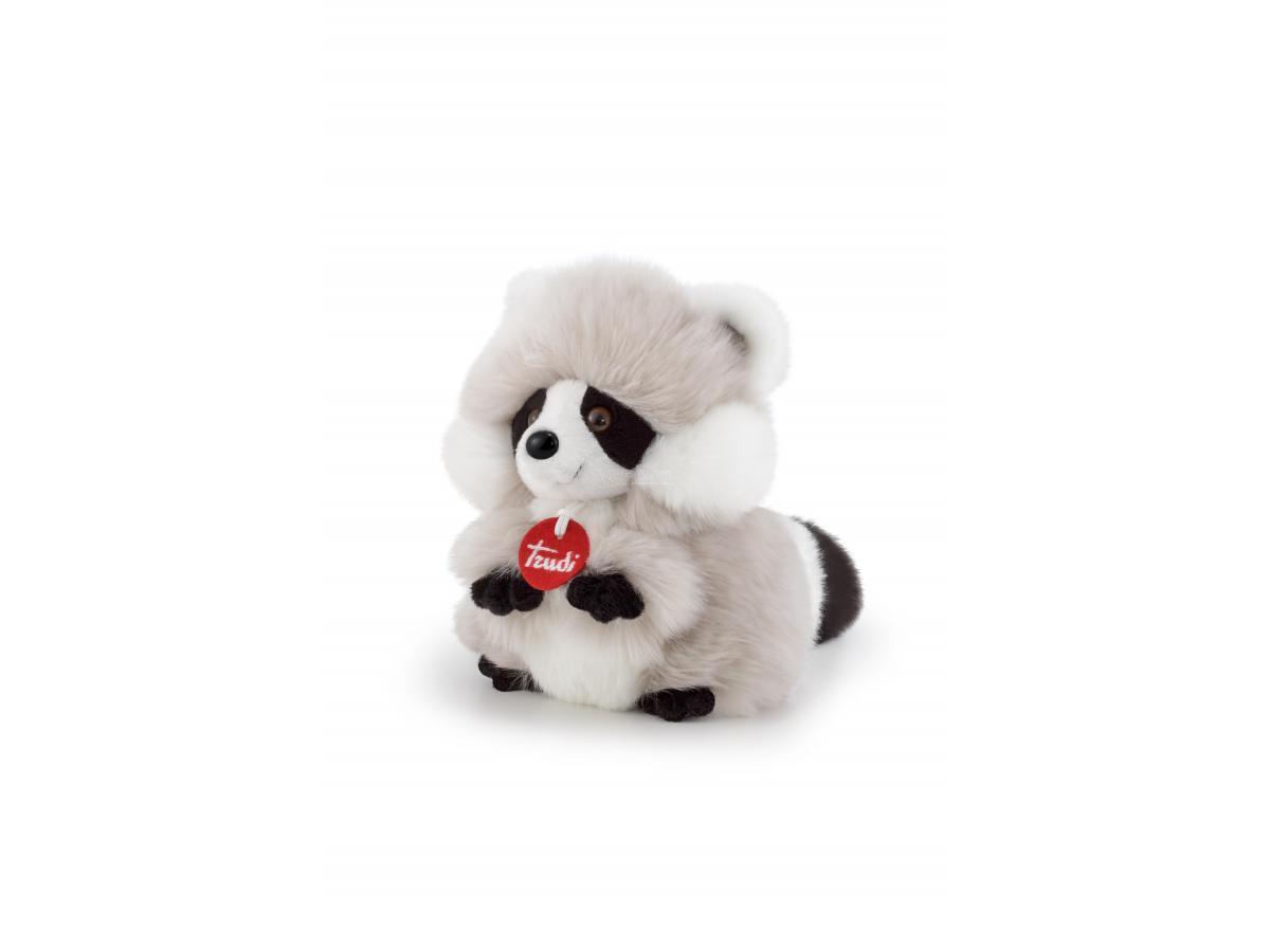 Trudi 29049 - Fluffy Procione Taglia S