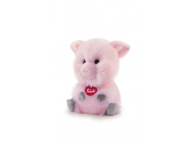 Trudi 29196 - Fluffy Maiale Taglia S