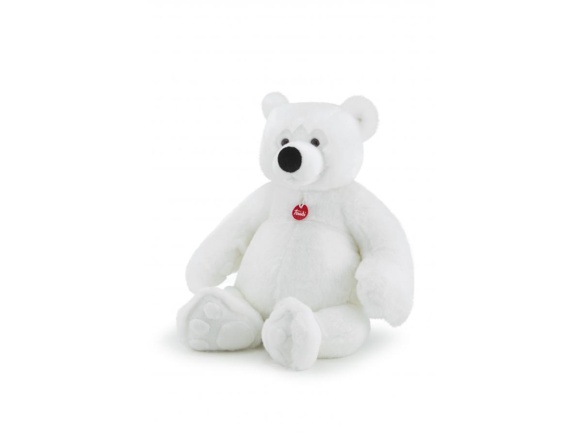 Trudi 25198 - Orso bianco Franco Taglia XL