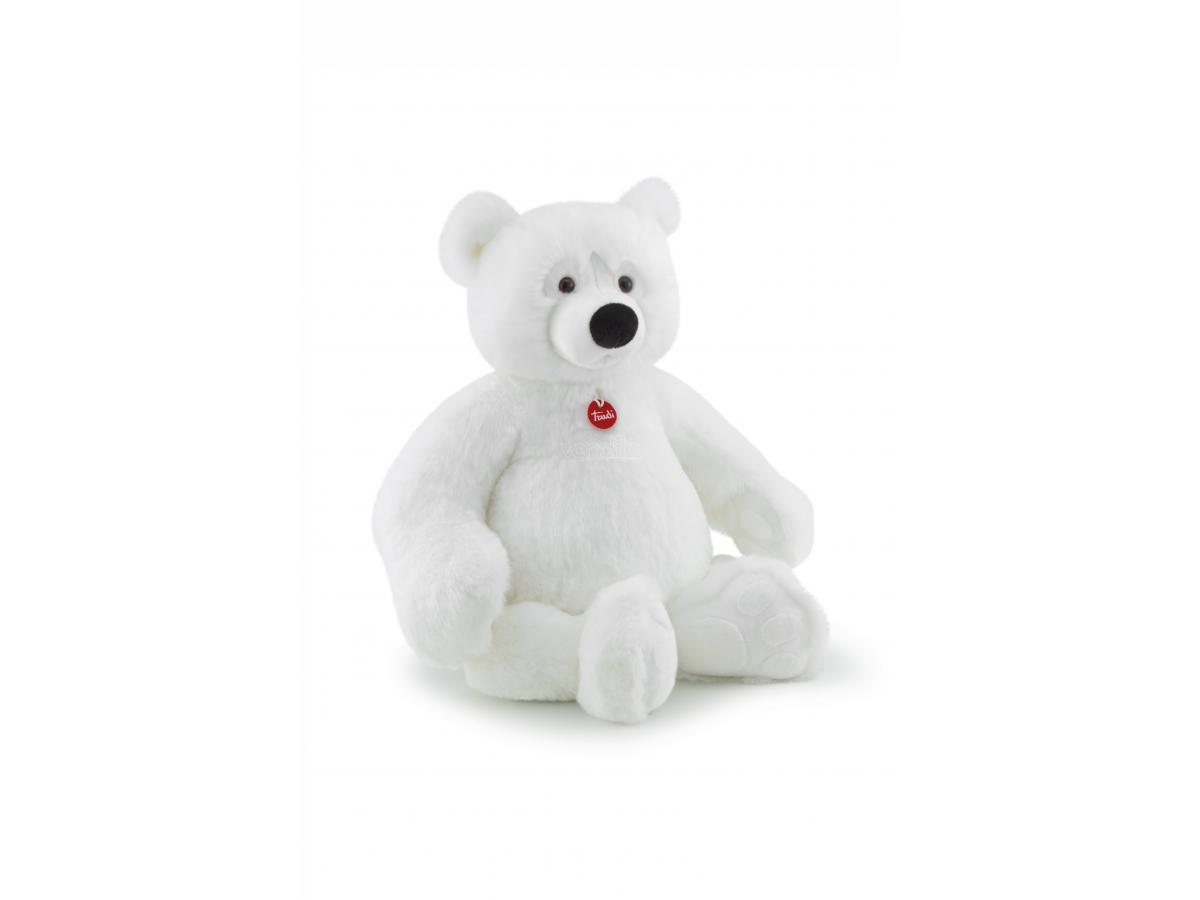 Trudi 25199 - Orso bianco Franco Taglia XXL
