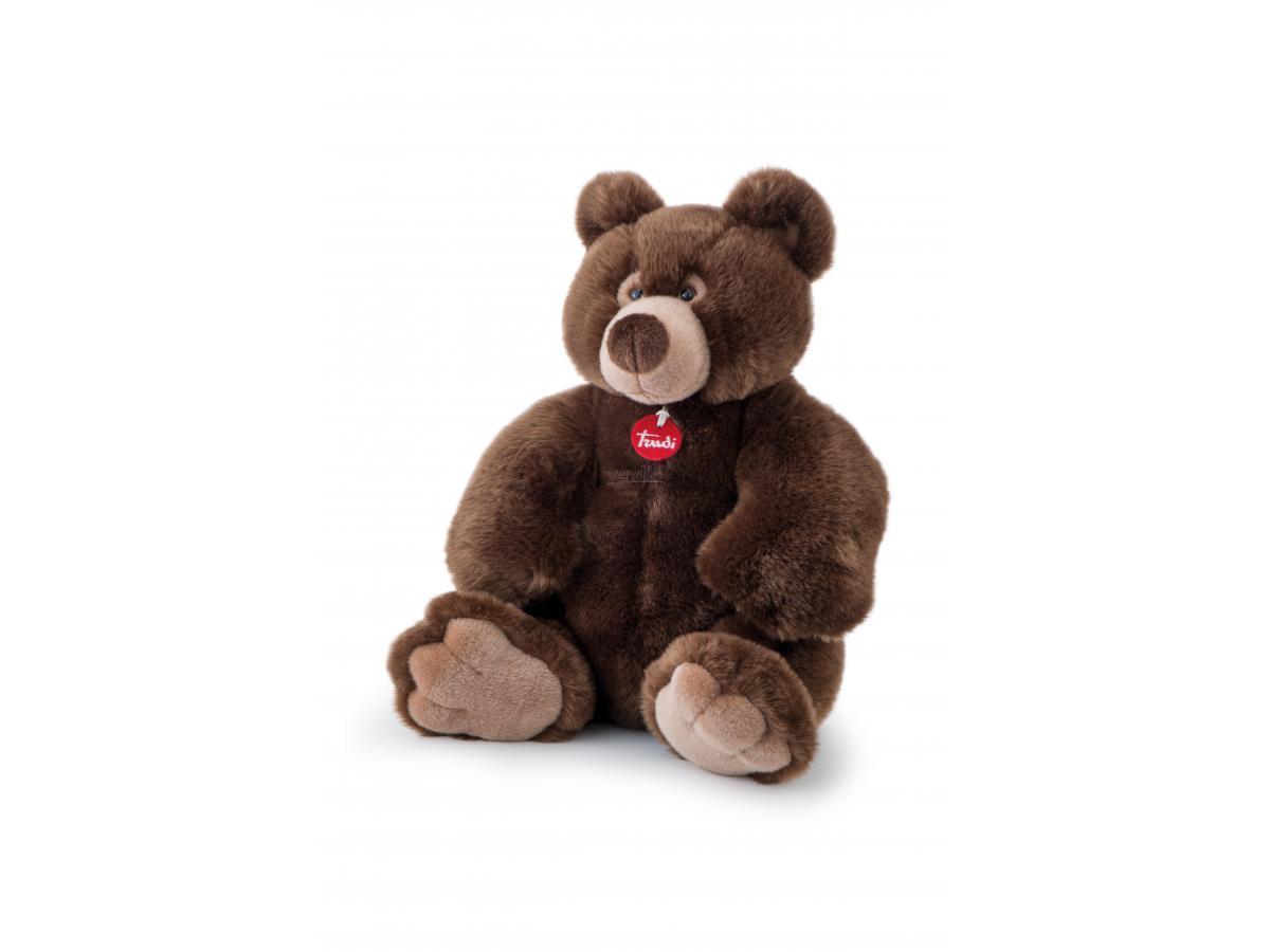 Trudi 25657 - Orso bruno Barnaba Taglia XL