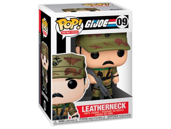 Pop Figura Gi Joe Leatherneck Funko