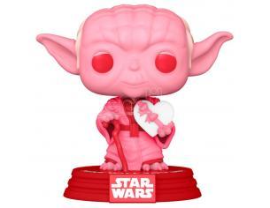 Pop Figura Star Wars Valentines Yoda Con Heart Funko