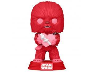 Pop Figura Star Wars Valentines Cupid Chewbacca Funko