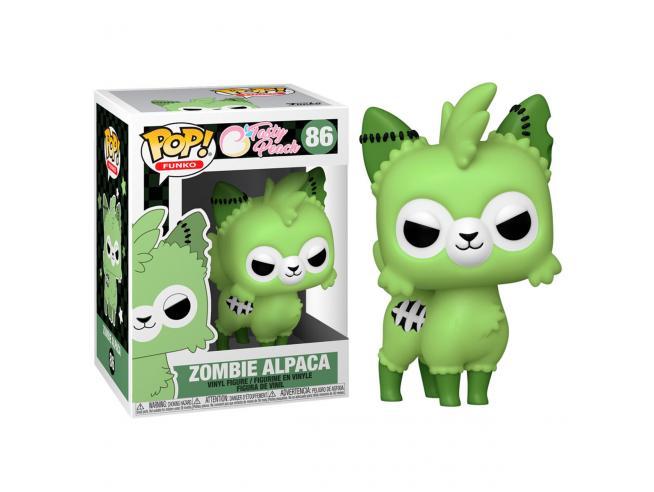 Pop Figura Tasty Peach Zombie Alpaca Funko