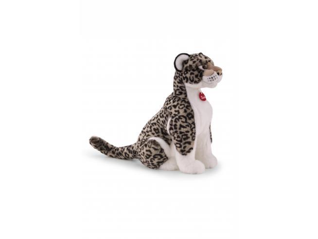 Trudi 27603 - Leopardo grigio Leopoldo Taglia L