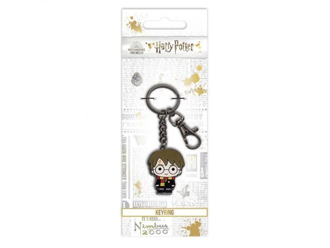 Harry Potter Portachiavi Harry Potter 4 cm The Carat Shop