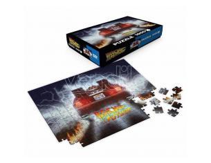 Ritorno Al Futuro Delorean Out A Time Puzzle 1000 Pezzi Sd Toys