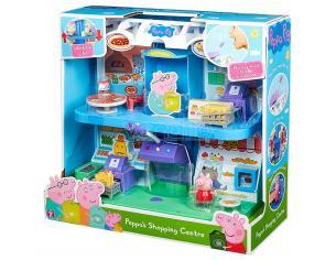 Peppa Pig Shopping Centre playset Bandai