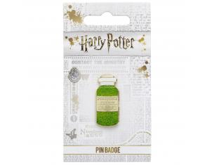 Harry Potter Spilla Distintivo Pozione Polisucco 2 x 1 cm The Carat Shop