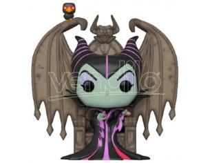 Pop Figura Disney Villains Maleficent Con Throne Funko