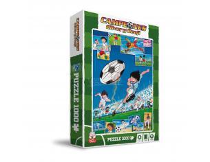Captain Tsubasa Shooting 1000 Pezzi Puzzle Puzzle Sd Toys