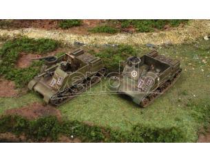 Italeri IT7513 M7 PRIEST 105 mm HMC KIT 1:72 Modellino