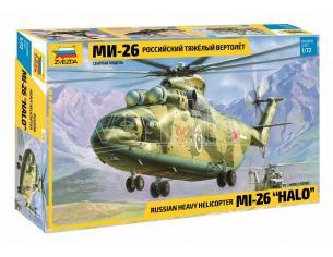 ZVEZDA Z7270 ELICOTTERO MIL MI-26 SOVIET KIT 1:72 Modellino
