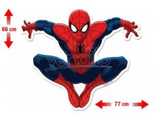ULTIMATE SPIDER-MAN WALL MOUNTED CUT OUT Sagomato Da Muro STAR